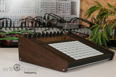 Ableton Push 2 Real Wood Side Panel Stand Wooden End Cheeks Do • 67.03£