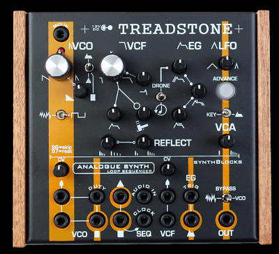 Analogue Solutions Treadstone Analogue Mini Synth - NOS • 399£