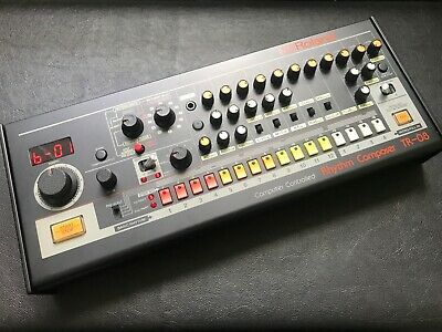 Roland TR-08 Boutique Rhythm Composer Boxed - TR-808 Sounds. Free Delivery. • 180£