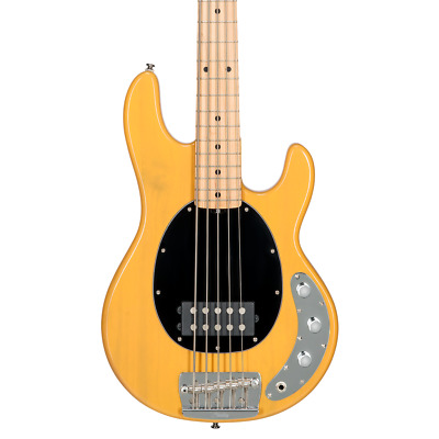 Sterling by Music Man SRAY 5 Bass guitar - BUTTERSCOTCH MN - RAY25CABSCM1