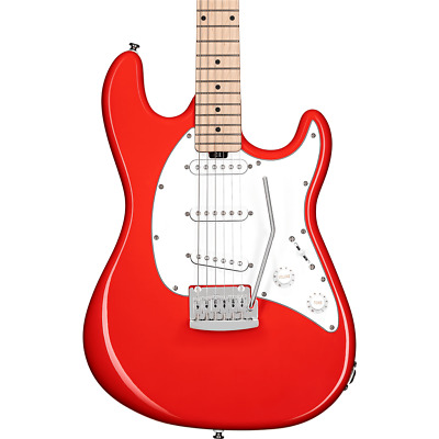 Sterling by Music Man SUB CUTLASS Electric Guitar - FIESTA RED - CT30SSSFRDM1
