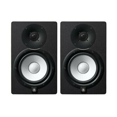 Yamaha Hs7 (new) Professional Audio Monitor With Stands, Original Box And Papers • 300£