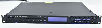 Tascam CD-500 Rack Mount Professional CD Player - GREAT!!! • 127.25£