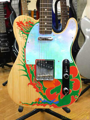 Fender Jimmy Page Telecaster Rw Nat Mxn00464 Electric Guitar • 1,585.61£