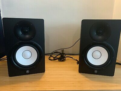 Yamaha Hs7 Monitor Speakers- Pair - MINT CONDITION • 170£