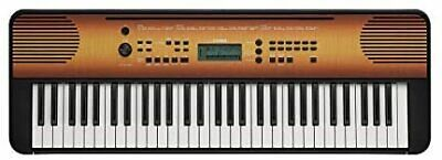 Yamaha Portable Keyboard 61 Keyboard Maple Style PSR-E360MA Equipped With Conve • 273.60£