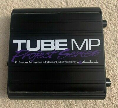 ART Tube MP Project Series Tube Microphone/Instrument Preamp