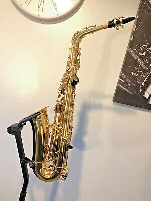 YAMAHA Alto Saxophone - YAS 280 in GOLD Lacquer -