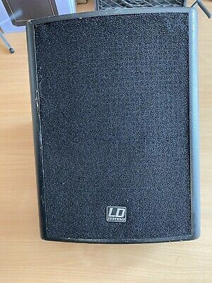 LD Systems 12 Inch Powered Floor  Stage Monitor