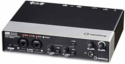 Steinberg 4x2 USB2.0 audio interface UR242 the Internet With convenient functio