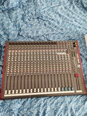 Allen and Heath Zed24 Analogue Compact Professional Stereo Mixer - Used