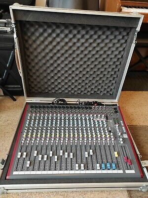 Allen & Heath ZED 22FX 22 Channel Compact Integrated Live Mixer With Flight Case