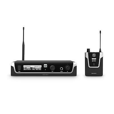 LD Systems U508 IEM In-Ear Monitoring System - 863 - 865 MHz + 823 - 832 MHz
