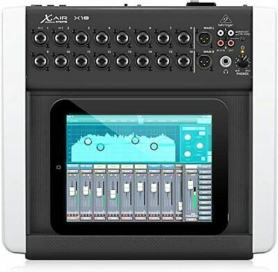 Behringer X18 Digital Mixer for iPad / Android Tablets