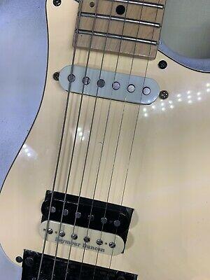 Bare Knuckle Boot Camp Single Coil Neck - Brute Force