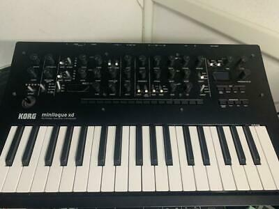 KORG minilogue xd Polyphonic Analog Synthesizer 37-keys Sequencer from Japan