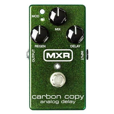 MXR M169 Carbon Copy Analog Delay 600ms • 115£