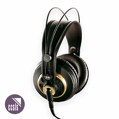 AKG K240S Semi-Open Professional Studio Standard Headphones • 96.71£