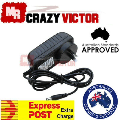 Adapter Charger Power Supply For Boss RC-2 RC-3 RC-1 Loop Station Pedal Roland • 13.58£