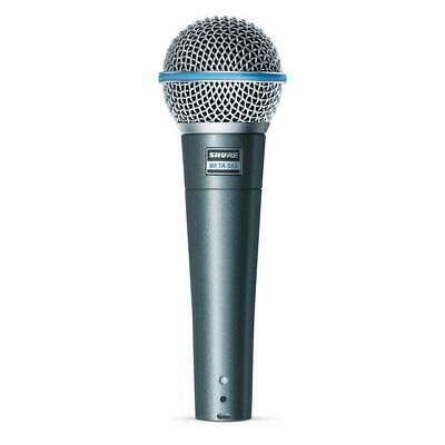 Shure Beta 58 High-Output Supercardioid Dynamic Vocal Microphone  • 115.05£