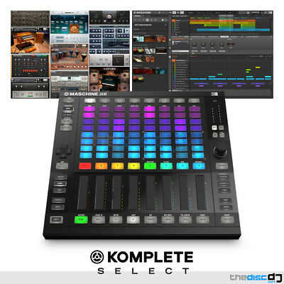 Native Instruments Maschine Jam And 'FREE' Komplete Select Software • 249£