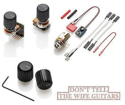 EMG BTS CONTROL 2 POTS 2 Band Equalizer For Active Or Passive Bass Guitar  • 70.81£