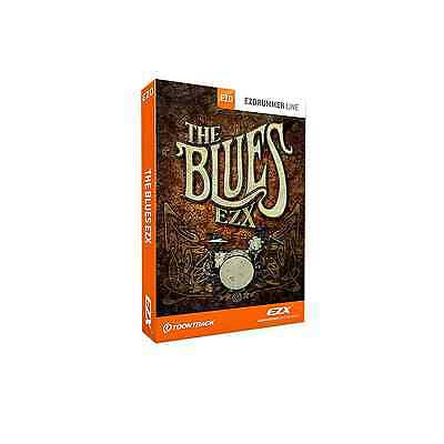 Toontrack The Blues EZX - Virtual Drum Software (Serial Download) • 49.95£