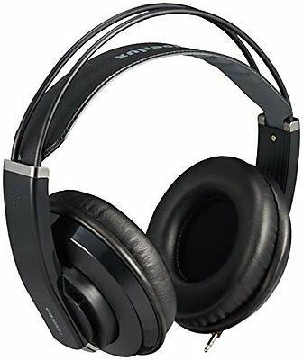 Superlux Semi-Open Type Professional Monitor Headphones HD681EVO / B BLACK Japan • 53.85£