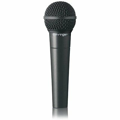 Behringer XM8500 Ultravoice Dynamic Cardioid Vocal Microphone • 50£