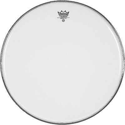 Remo Coated Smooth White Ambassador 18 Inch Bass Drum Head • 27.24£