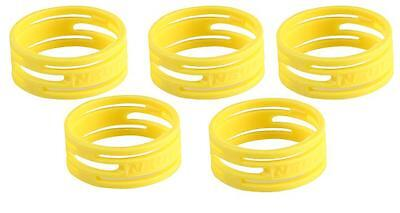CODING RINGS YELLOW Connectors Accessories, CODING RINGS, YELLOW, For Use • 5.17£