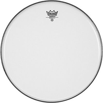 Remo Coated Smooth White Ambassador 14 Inch Drum Head • 13.78£
