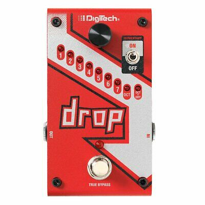 DigiTech The Drop Polyphonic Drop Tune Pedal • 161.85£