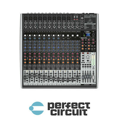 Behringer XENYX X2442USB 16 CH Built In FX USB MIXER - NEW - PERFECT CIRCUIT • 373.92£