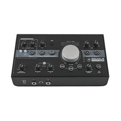 Mackie Big Knob Studio Monitor Controller And Interface Pro Audio Equipment • 196.77£