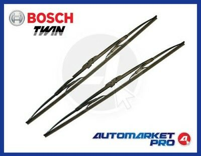 Kit 2 Brushes Front Bosch Windshield Wiper Opel Meriva Zafira 3397118307 • 24.57£