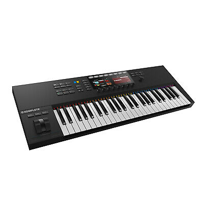 Native Instruments Komplete Kontrol S49 Mk2 Keyboard • 472.98£