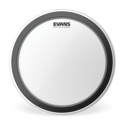 Evans 20  EMAD UV1 Coated Bass Drum Head • 34.59£