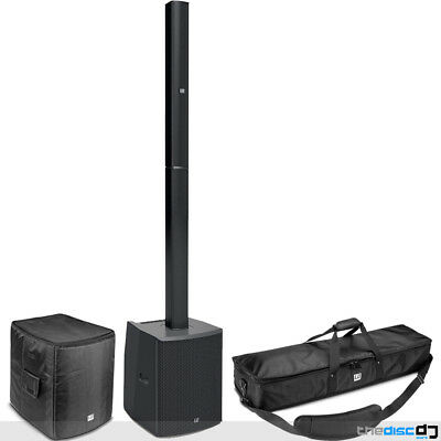 LD Systems MAUI 28 G2 Column PA System With Mixer, Bluetooth And Carry Bags • 959£