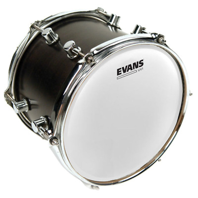 Evans UV1 Coated Tom/Snare Heads  - 8  - 18 ,  Free Express Delivery • 21£