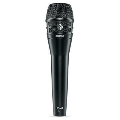 Shure KSM8 Dualdyne™ Vocal Microphone - Black • 380.65£