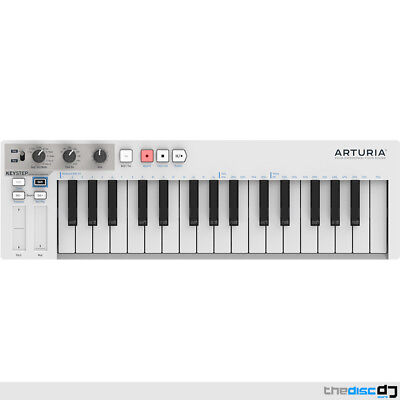 Arturia Keystep USB Keyboard With Polyphonic Step Sequencer • 109£