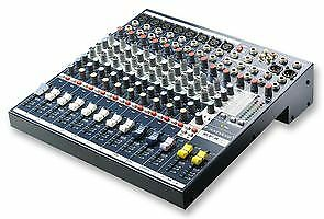 MIXING CONSOLE EFX8 8/2 - Mixers - Audio Visual - DP30104 • 408.98£