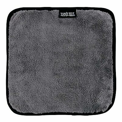 Ernie Ball 4219 Plush Microfiber Polish Cloth Guitar Cleaning & Care Product • 7.71£