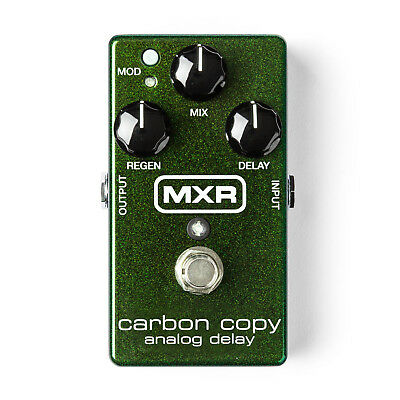 MXR M169 Carbon Copy Analog Delay Guitar Effect Pedal - Blem • 103.50£