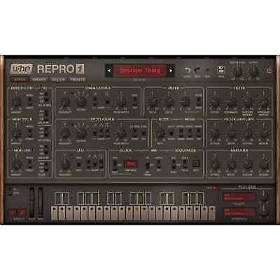 U-he Repro-1 - Classic Mono Synth (Serial Download) • 123.99£