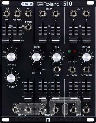 Roland System-500 510 Synth : Eurorack : NEW DETROIT MODULAR] • 325.83£