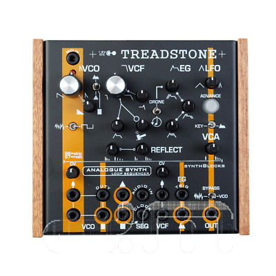 Analogue Solutions Treadstone : Analog Synth : NEW DETROIT MODULAR] • 385.23£