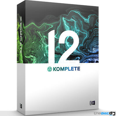 Native Instruments Komplete 12 UPGRADE From Select • 319£
