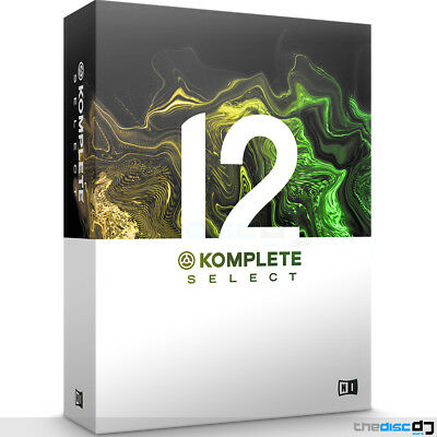 Native Instruments Komplete 12 Select • 159£